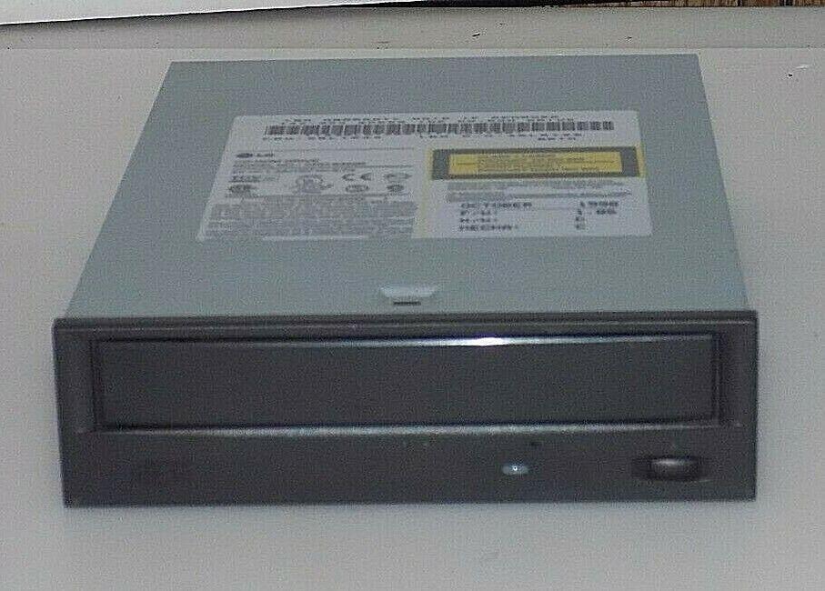 Black LG GCR-8525B 52x CD-ROM IDE Drive