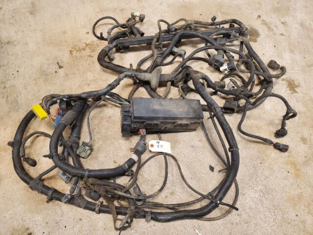 99 Jeep TJ Wrangler Engine and Charging Harness 4.0 6 Cylinder Wiring  56010350ae for sale online | eBay | 99 Jeep Wrangler Wiring Harness |  | eBay