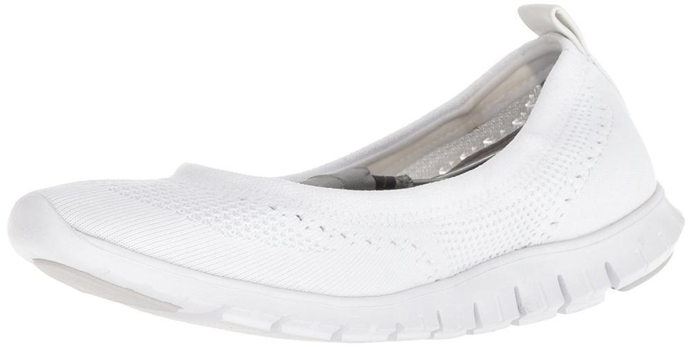 Cole Haan Womens Zerogrand Stitchlite Ballet Flat Slip On Comfort Walking Casual