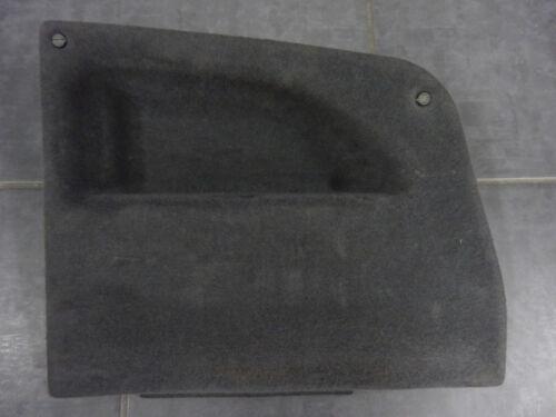 Audi s8 a8 4e d3 utilisation Couvercle Revêtement Latéral Coffre Droite 4e0863880f