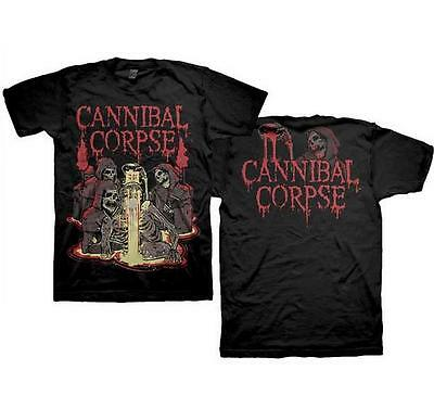 Cannibal Corpse Acid T-Shirt SM, MD, LG, XL, XXL New