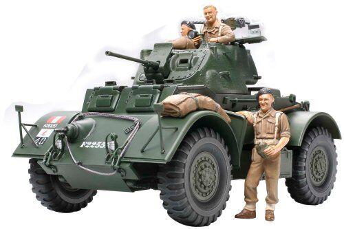 Tamiya 1/35 British Armored Auto Staghound Modello i Kit Nuovo da Giappone