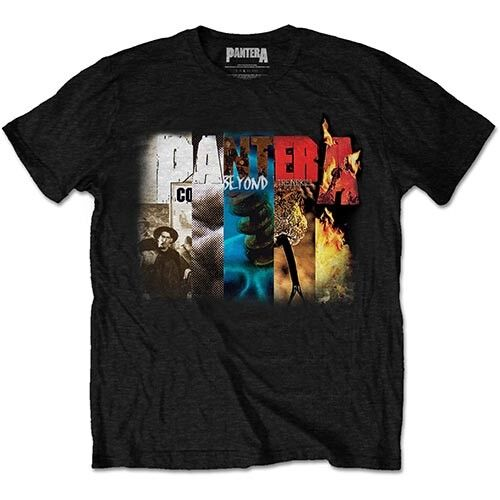 NEW /& OFFICIAL! Pantera /'Album Collage/' T-Shirt