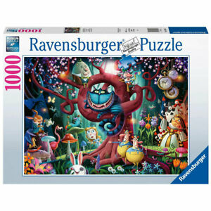 Ravensburger: Most Everyone is Mad (Alice in Wonderland) 1000 Piece Puzzle *NEW