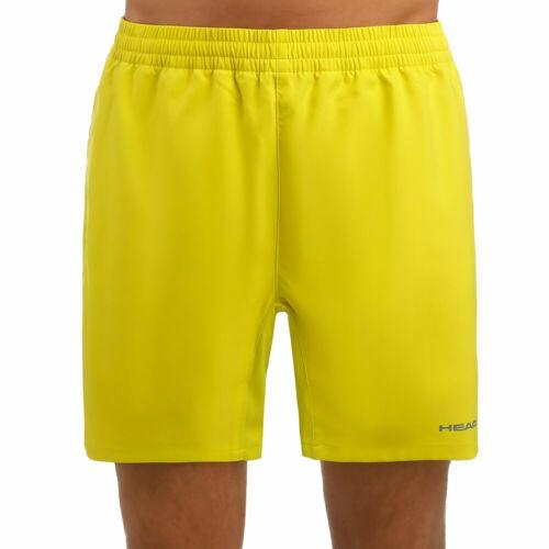 HEAD Herren Club Shorts  Shorts zitronengelb NEU