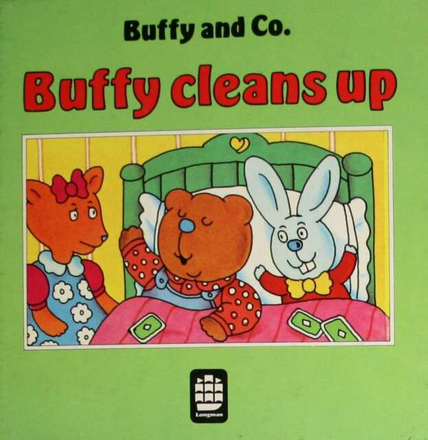 Buffy Cleans Up (Buffy and Co/Rina Dahlerup), Dahlerup, Rina, Very Good Book