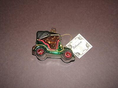 VTG Kurt Adler Disney Mickey Mouse Band Hollowed Plastic Christmas Ornament Lot