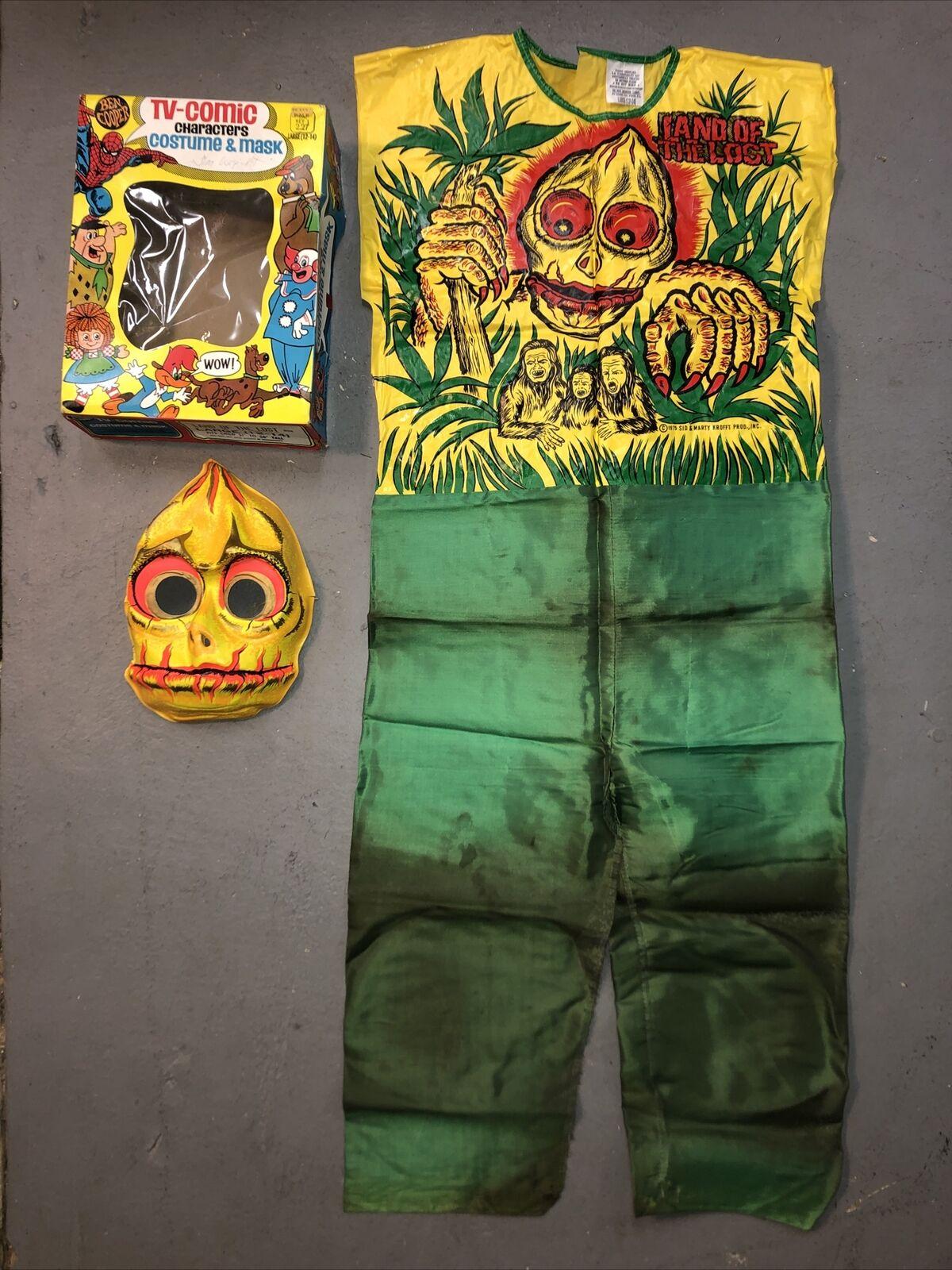 Sleestak Costume