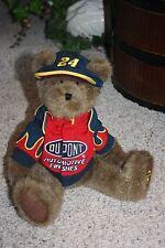 NEW JEFF GORDON BOYDS BEARS #24 NASCAR RACING DUPONT BEAR NWOT + Youth Hat #Q2