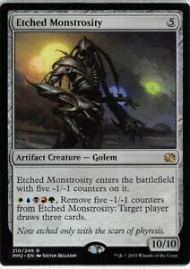 Etched Champion Modern Masters 2015 Rare EN NM MTG