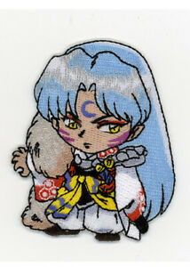 "Inuyasha Anime KIRARA Patch 3/"" x 2.5/"" Licensed by GE Animation 7103 Free Ship"