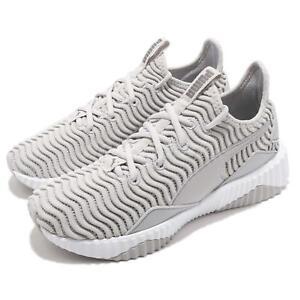 59a28c6a6820f Puma Defy Wns X SG Selena Gomez Grey Silver White Women Running ...
