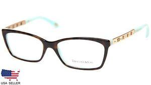 2068a167eea0 NEW TIFFANY   Co. TF 2103-B 8134 HAVANA EYEGLASSES GLASSES 53-16-140 ...