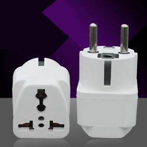 AU-UK-US-EU-Wechselstrom-Buchse-Stecker-Reise-Ladegeraet-Adapter-Konverter-H-I7M3