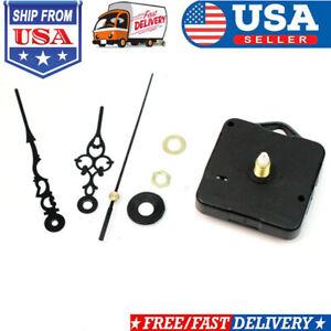 Replacement-Quartz-Wall-Clock-Movement-Mechanism-Motor-Repair-DIY-Tool-Part-Kit