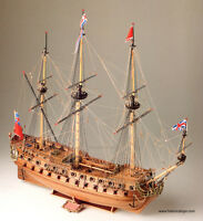 Premium, Top Quality Corel Brand Wooden Ship Kit: The hms Neptune