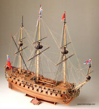 "Premium, top quality Corel brand wooden ship kit: the ""HMS Neptune"""