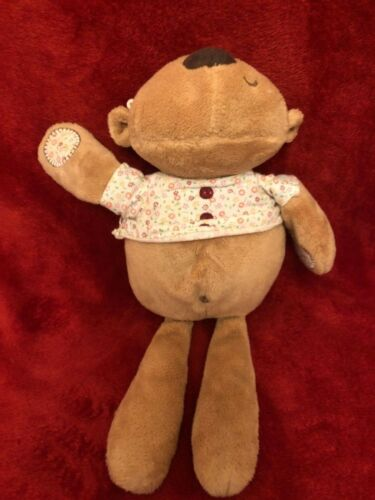 Mamas /& Papas Soft Toy Baby Comforter Rattle Various