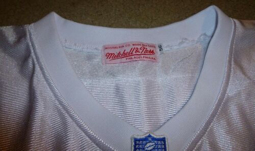 e9e7fe1f6 6 of 7 Warren Moon Signed Houston Oilers Jersey Exact Proof! Mitchell   Ness  Throwback