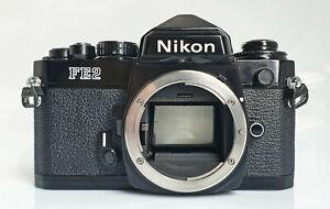 Nikon-FE-2-Black