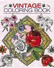 Vintage Coloring Book by Patience Coster (Paperback / softback, 2015)
