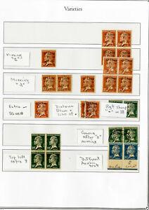 Lebanon-Stamps-Rare-Classics-Mint-Used-major-errors-26x-total