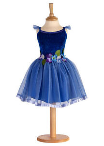 Image is loading FAIRY-PRINCESS-UK-ROYAL-BLUE-PRETTY-FAIRY-DRESS-  sc 1 st  eBay : pretty fairy costume  - Germanpascual.Com