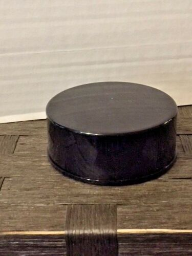 "favors 3/"" DIAMETER BLACK DUSTING POWDER BOX Great for your handmade powders"
