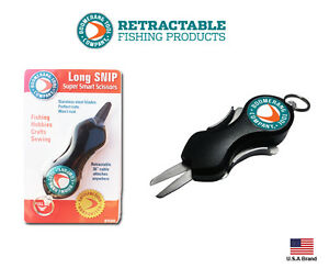 Boomerang Tool The Long SNIP Retractable Fishing Line Cutter Cuts