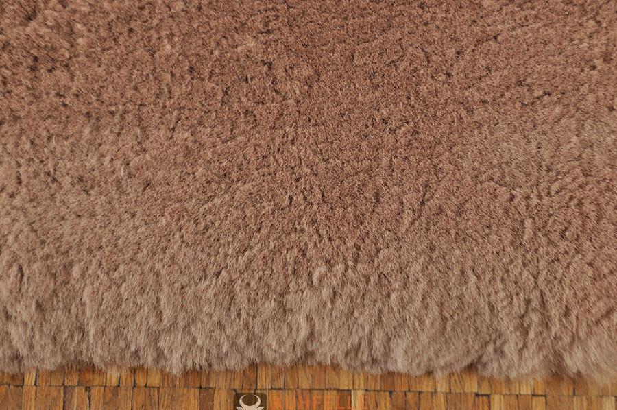 Éco Peau de Mouton Tapis Marron 195 X 110 110 110 cm en Fourrure 4 Britannique D'Agneau | Service Supremacy  3c2c28