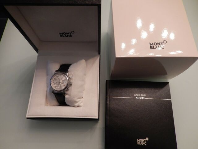 20094eedb4e Montblanc STAR Steel collection XL Chronograph automatic 8452, Brand new  watch