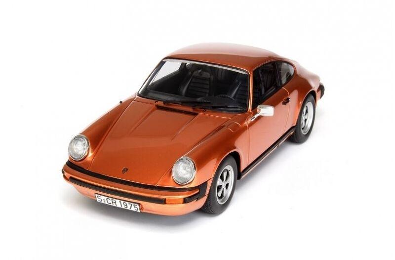 1/18 GT Spirit Porsche 911 Carrera 2.7 (Copper metallic) Ltd. 1000 pcs.