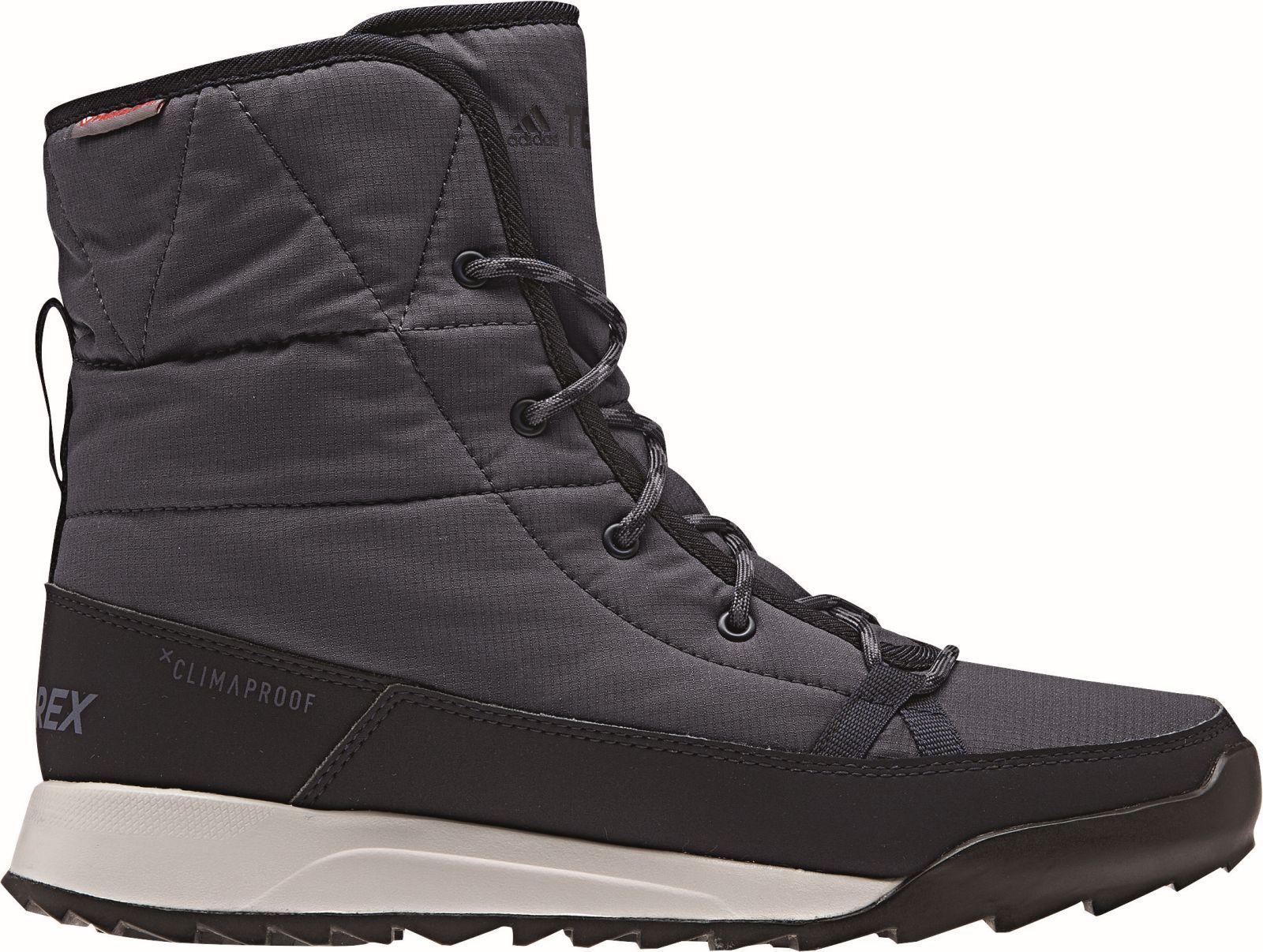Adidas performance señora senderismo outdoor zapato Terrex choleah Padded CP azul