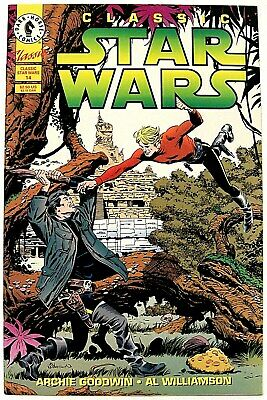 Classic Star Wars Comic Book #14 Dark Horse 1993 NEAR MINT NEW UNREAD