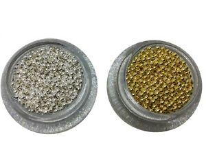 Round-Metal-Spacer-Beads-in-Silver-and-Gold-Colour-2mm-3mm-4mm-5mm