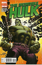 RARE Incredible Hulk 1 Blank Variant 2011 NM Silvestri Aaron Marvel