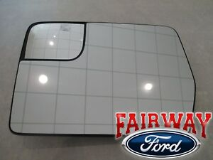 2011 2012 F150 Genuine Ford Left Driver Side Aerodynamic Mirror