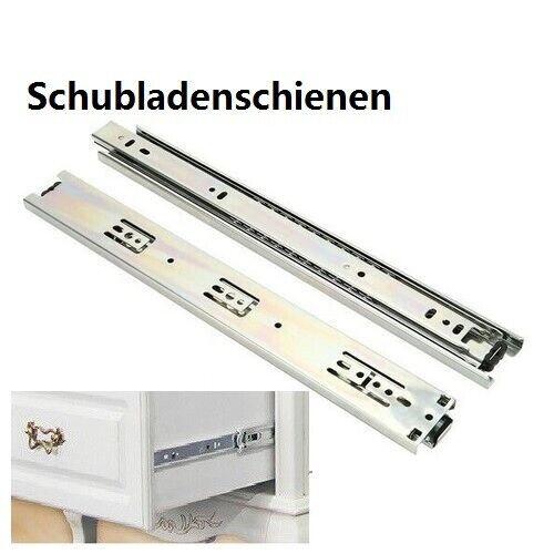 Vollauszug Für Schubladen Schwerlastauszug Tragkraft bis 60kg Schubladenschienen