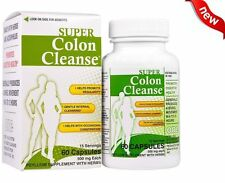 Super Colon Cleanse Maximum Herbs Diet Body Cleansing Detox Flush Weight Loss 60