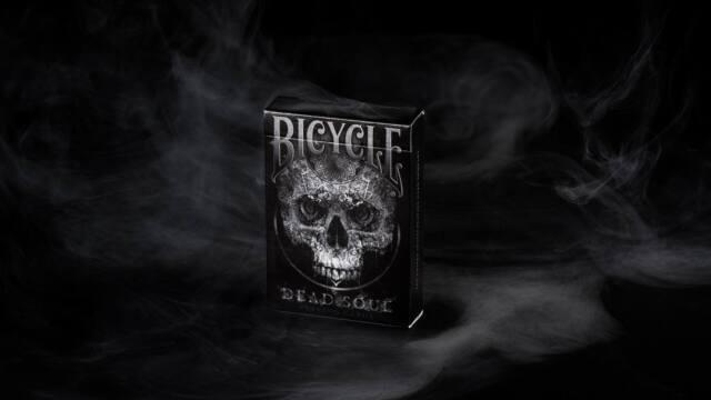 CARTE DA GIOCO BICYCLE DEAD SOUL,poker size