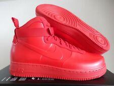 Nike Air Force 1 Foamposite Cup Af1 Men Size 13 Triple University Red Bv1172-600
