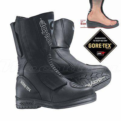 Daytona Lady Pilot GTX Gore Tex Bottes de moto pour femme