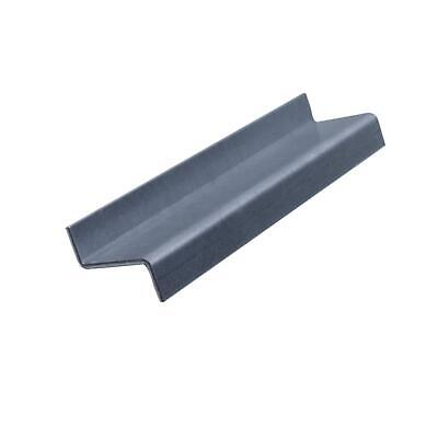 Edelstahl Z-Profil 2mm gekantet Kantenschutz Kantblech Abdeckung 1500mm