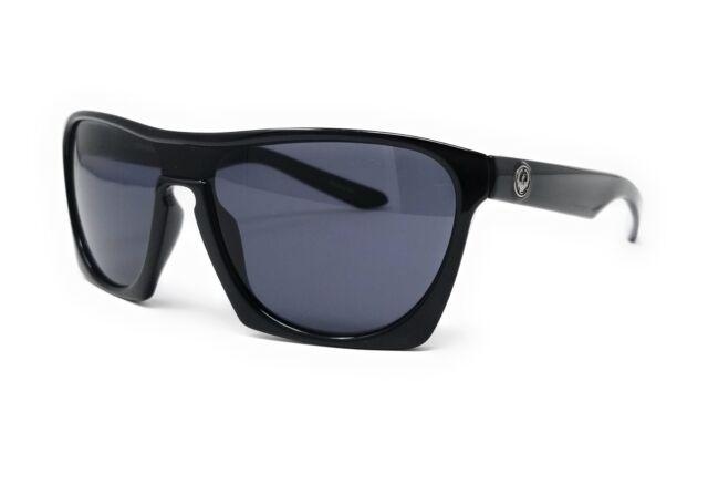 69d67299fec Buy Dragon Sunglasses Classy 001 Shiny Black Shield 55x00x145 online ...