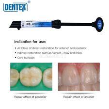 1x Dentex Dental Material All Purpose Light Cure Composite Refill B1 40g