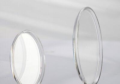 Uhrenglas Für Armbanduhr Kunststoff Rund Plan / Durchmesser Auswahl Uhrengläser Dauerhaft Im Einsatz