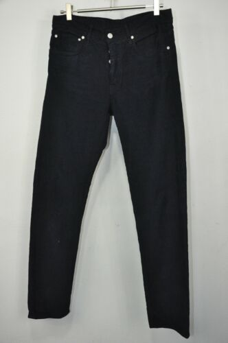 Our Legacy Navy Corduroy Pants Mens 30X32
