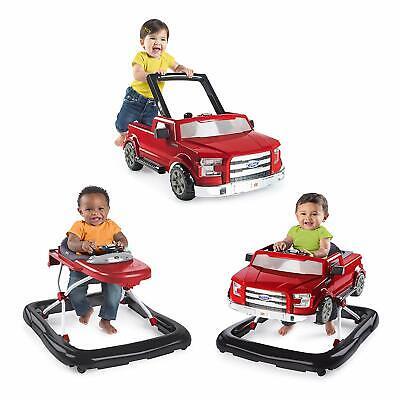 Coche Andador Para Bebe Niños Y Niñas De 3 Ruedas Portavasos Plegable Stroller