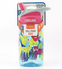 Camelbak EDDY Kids Insulated Hiking Camping 400ml 12oz Water Bottle Mermaids