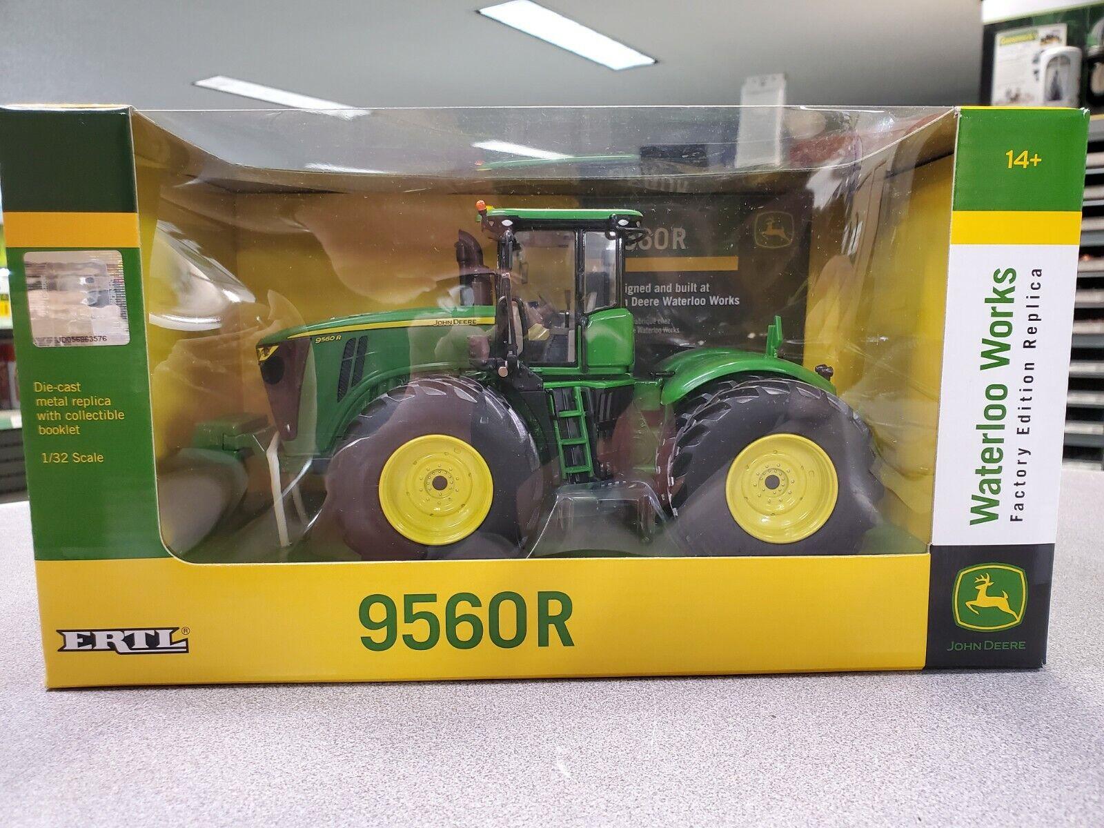 SALE !!!! Britains 43088  John Deere 7310R Traktor  1:32 NEU in OVP  !!